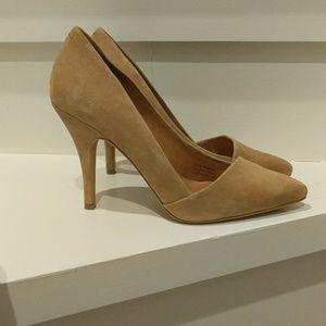 Madewell spike heels